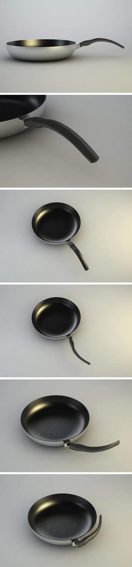 Tava tasarimi  Pan design 1 by cihanYILDIZ