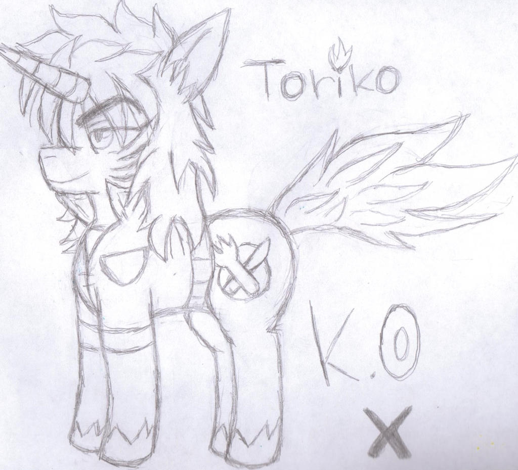 My Little Toriko By Soniclover2010 On DeviantArt