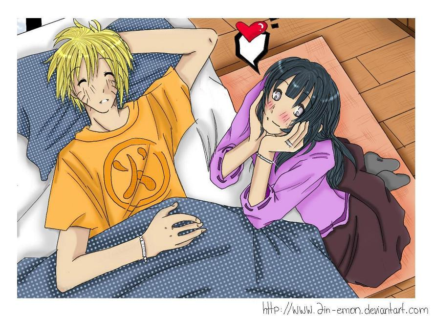 NaruHina - Good Night, my Love by Jin-emon
