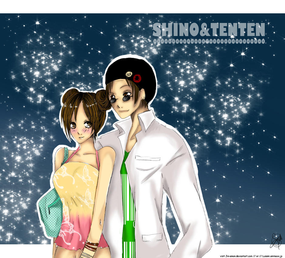 Shino'Ten: Stardust by Jin-emon