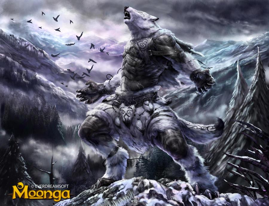 Howling Crirawin by Herckeim