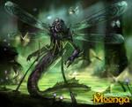 Viscula Dragonfly