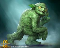 Jade Gremlin by Herckeim