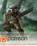 Shulam Warrior