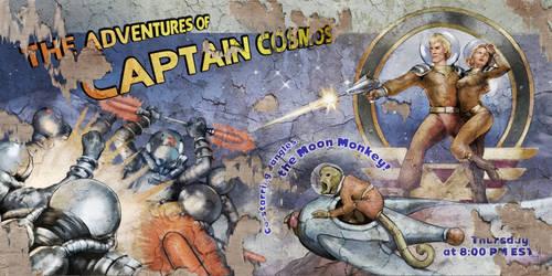 Captain Cosmos Billboard