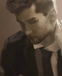 Handsome guy - Portrait study