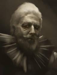 Old guy 4 - Portrait study