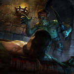 Tormented by Orcs