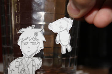 Paper Child - Gaara by XcheminX