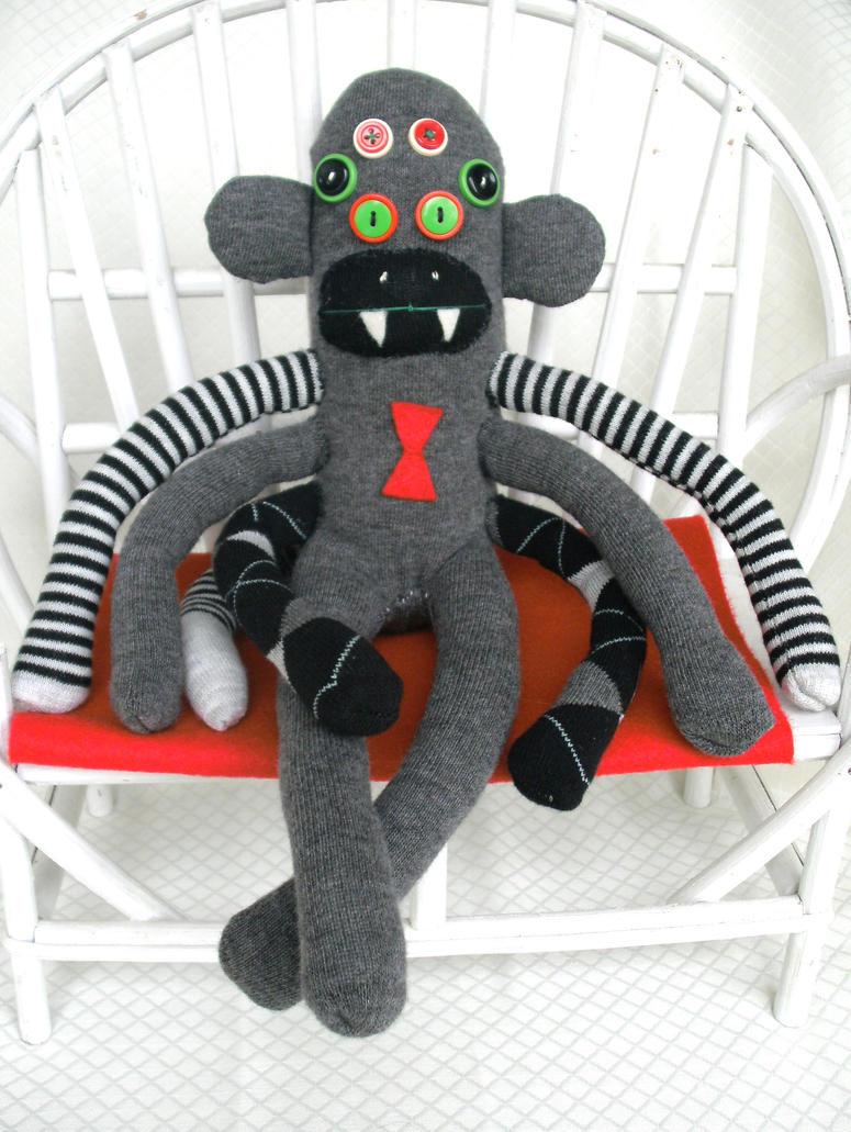 Spider Monkey, Spider Monkey by Monkeystyle3000