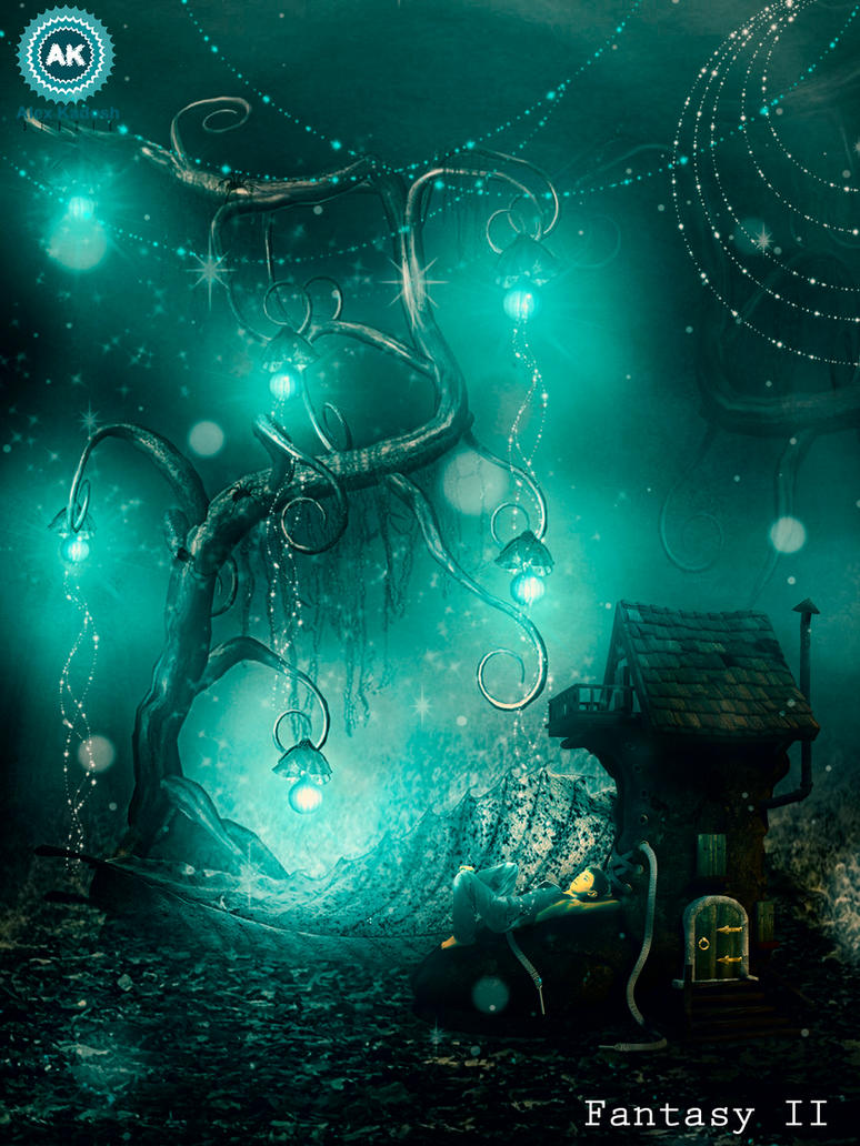 Fantasy II by AlexKadosh