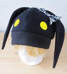 Sweet Heartless Hat by LittleHiddenRainbow