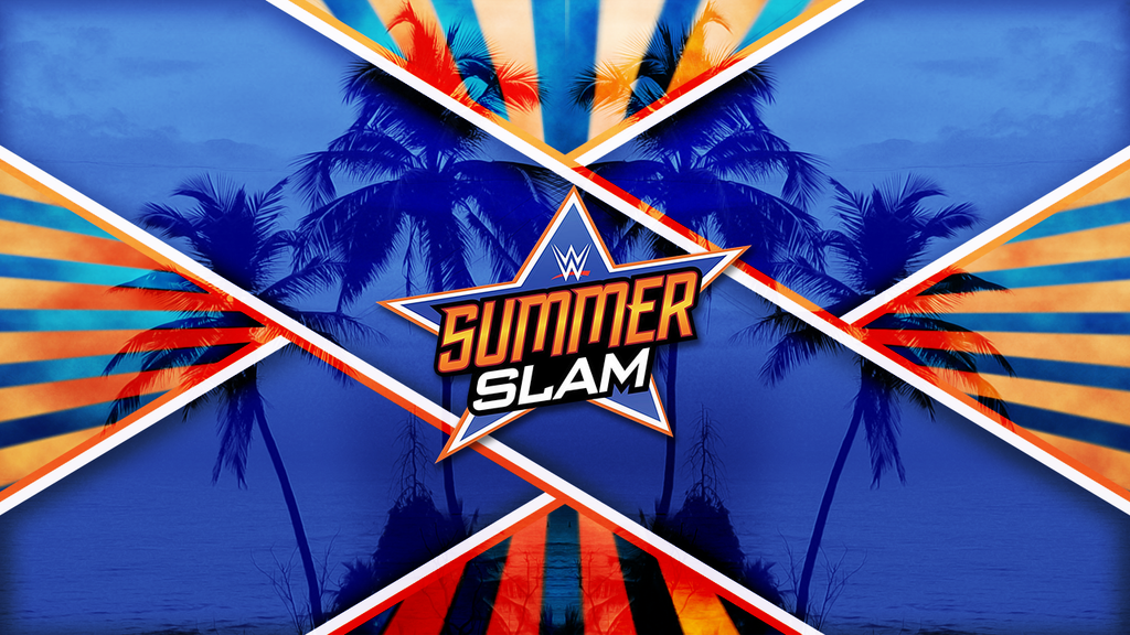 SUMMERSLAM 2014 by AndrewWantsYouV1