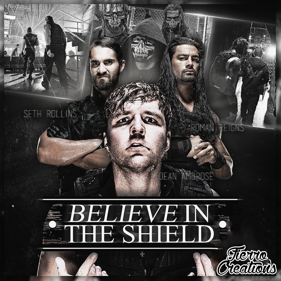 believe in the shield wwe wwwimgkidcom the image kid