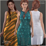 Diverse for dForce Small Dress by antje adarling97 by Renderosity