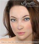 A3D Lysette Natural Beauty for V4 by alizea by Renderosity