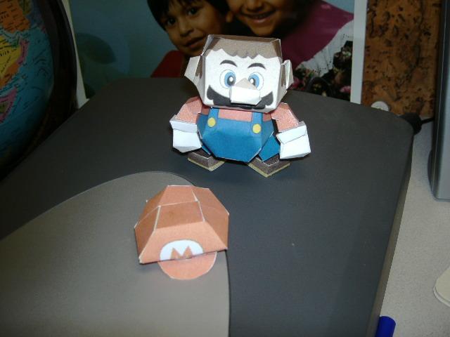 Papercrafts Papercraft_Mario_2_by_Esteban1988