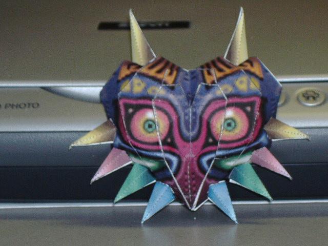 Papercrafts Papercraft_Majoras_Mask_by_Esteban1988