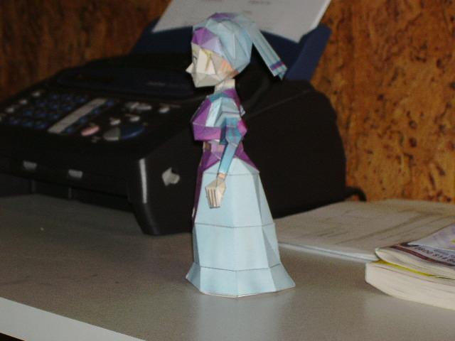 Papercrafts Papercraft_Princess_Zelda_2_by_Esteban1988