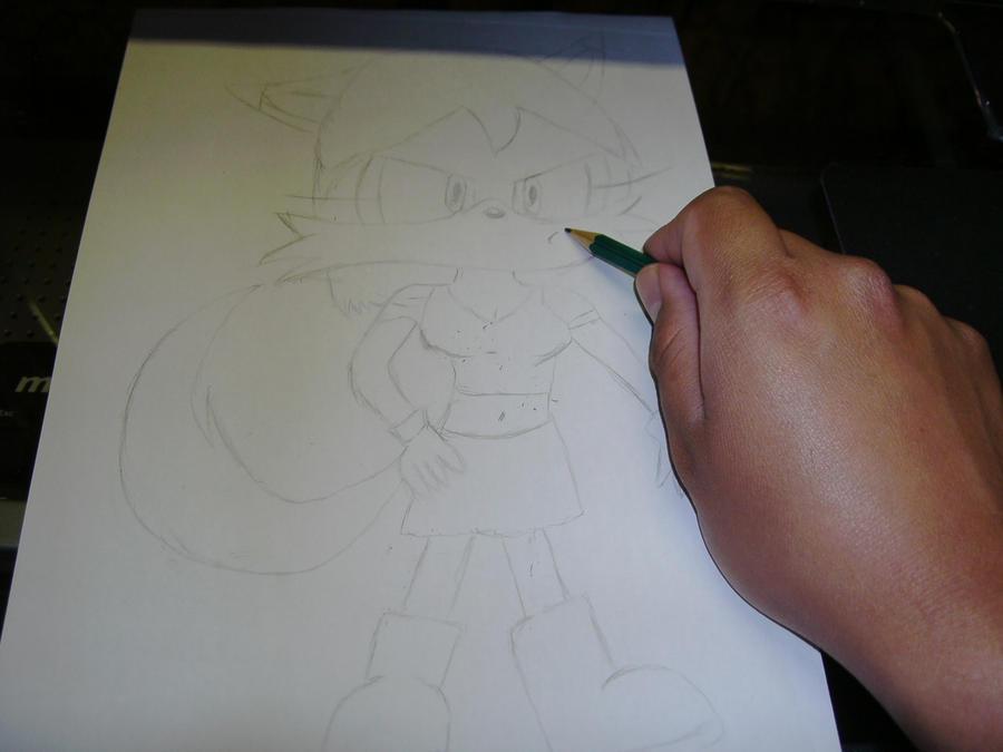 Eure Skizzen/Zeichnung! Me_drawing_Inad_by_Esteban1988