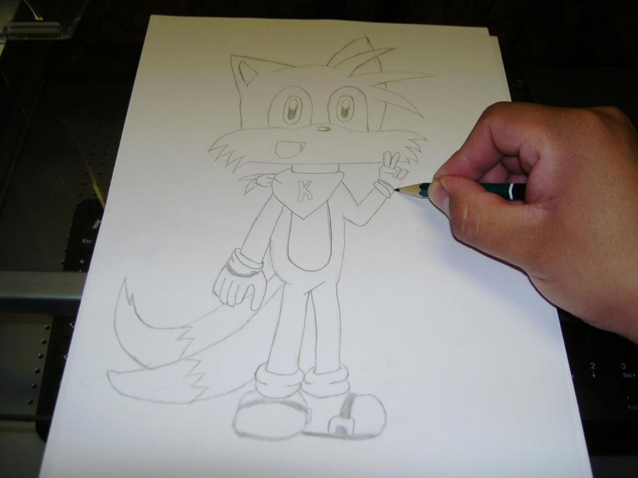 Eure Skizzen/Zeichnung! Me_drawing_Keding_Prower_by_Esteban1988