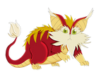 Thundercats: Snarf 2011 colored