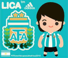LICA world cup 2010 ARG by bunnypistol69