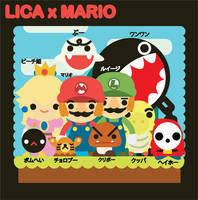 LICA SUPER MARIO by bunnypistol69