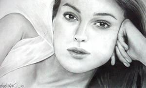 Keira Knightley by T0FF