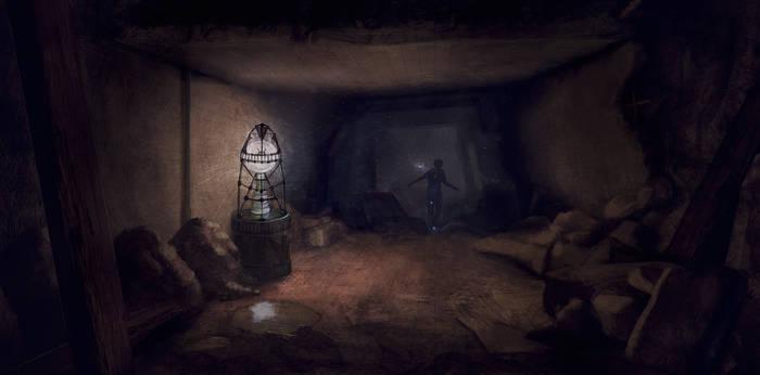 Catacombs Ancient Aqueduct