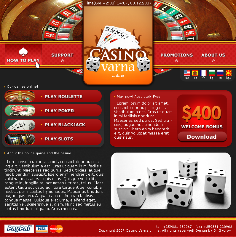 casino slots html5