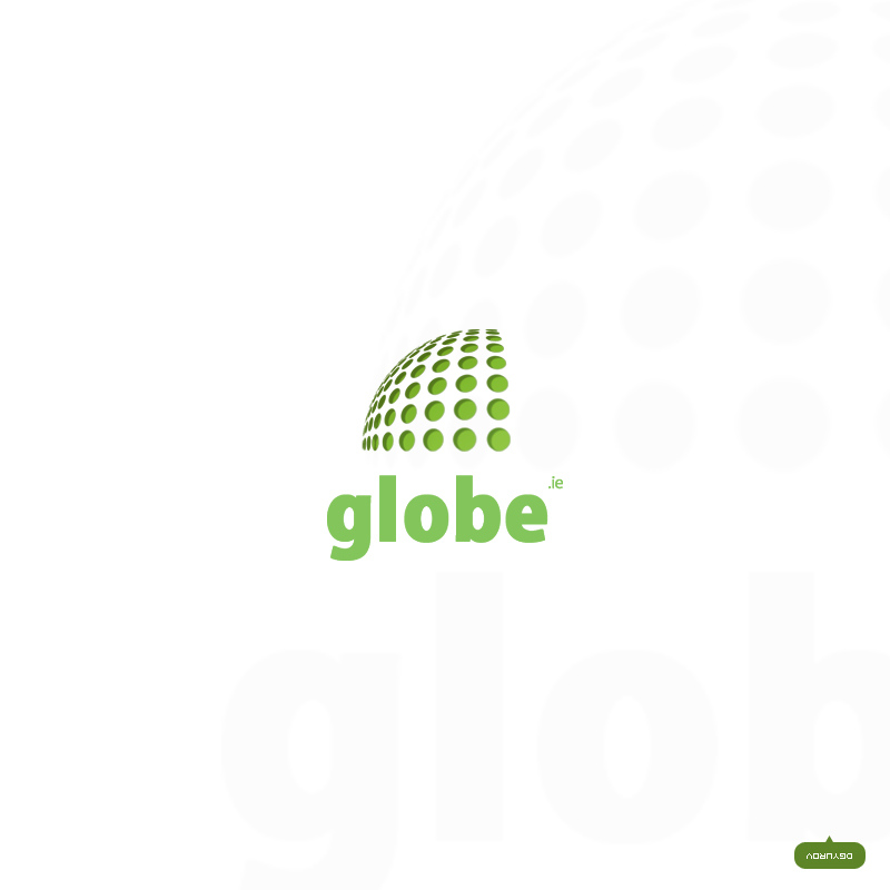 globe logo design by xnapflyice on deviantart