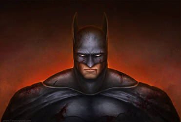 Batman by Timskoglund