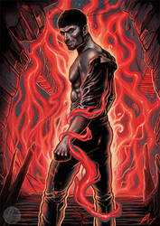 Hell-Fire Club by AlexUnderwood