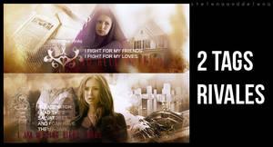 Elena and Katherine-tags