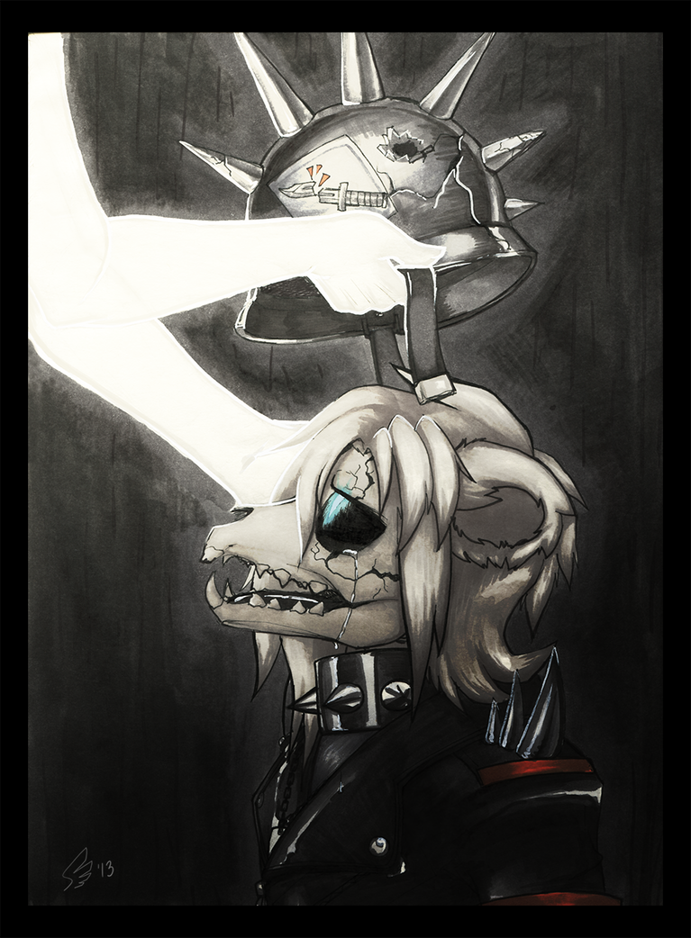 All Pain is Gone by Schizoideh