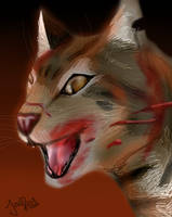 TiGERCLAW by TheMoonfall