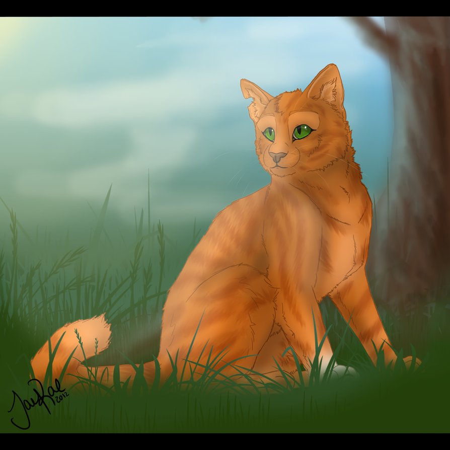 Warriors By Erin Hunter: Squirrelflight Of ThunderClan By TheMoonfall On DeviantArt