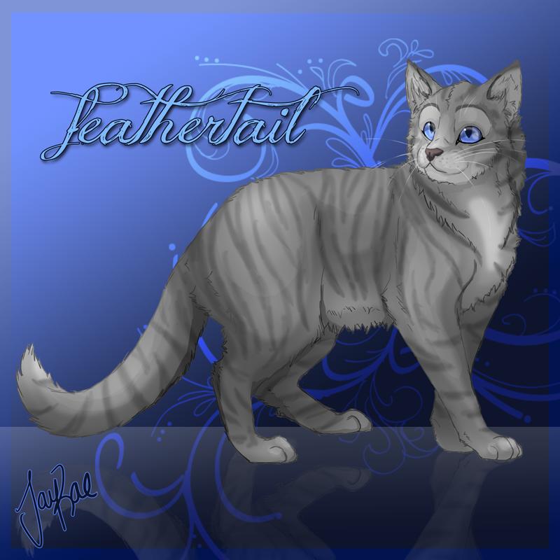 Feathertail of RiverClan by xxMoonwish