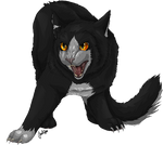 Dark Forest Cat -WCC Collab-