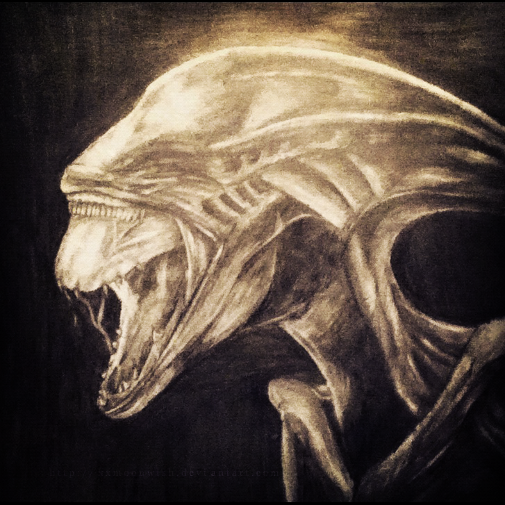 Prometheus by xxMoonwish