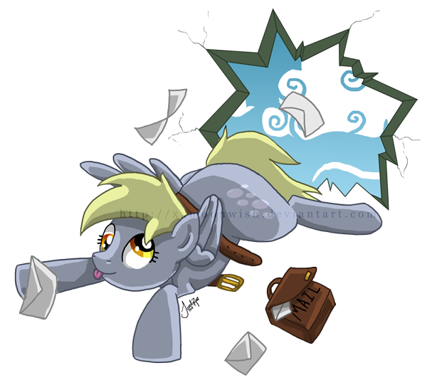 Derpy.png has crashed by xxMoonwish