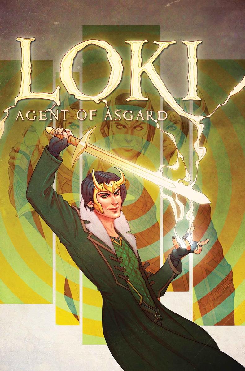 Loki Agent of Asgard Vol 1 1 Textless by xxMoonwish