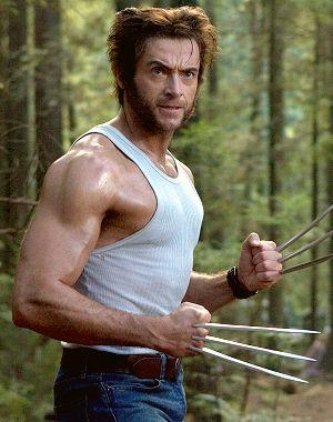 Hugh Jackman Wolverine by xxMoonwish