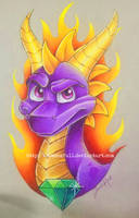 Spyro Reignited by TheMoonfall