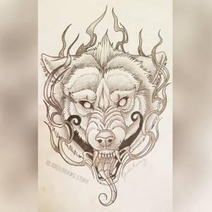 Psyko Wolf Design