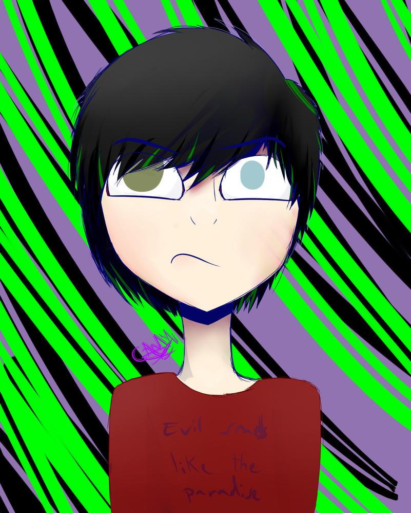 Nathan by MyLifeIsPaintAndFNaF