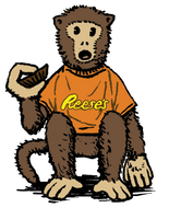 Reeses New Mascot Design by DeathbyChiasmus