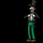 Luigi: A Fine Day for Mayoring