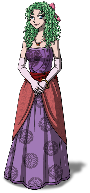 Terra Imperial Banquet Dress by DeathbyChiasmus